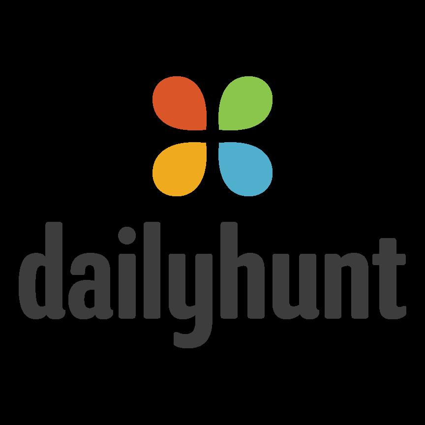 Dailyhunt logo - JFH