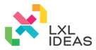LXL Ideas logo - JFH