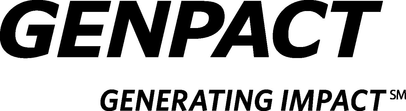 Genpact logo - JFH