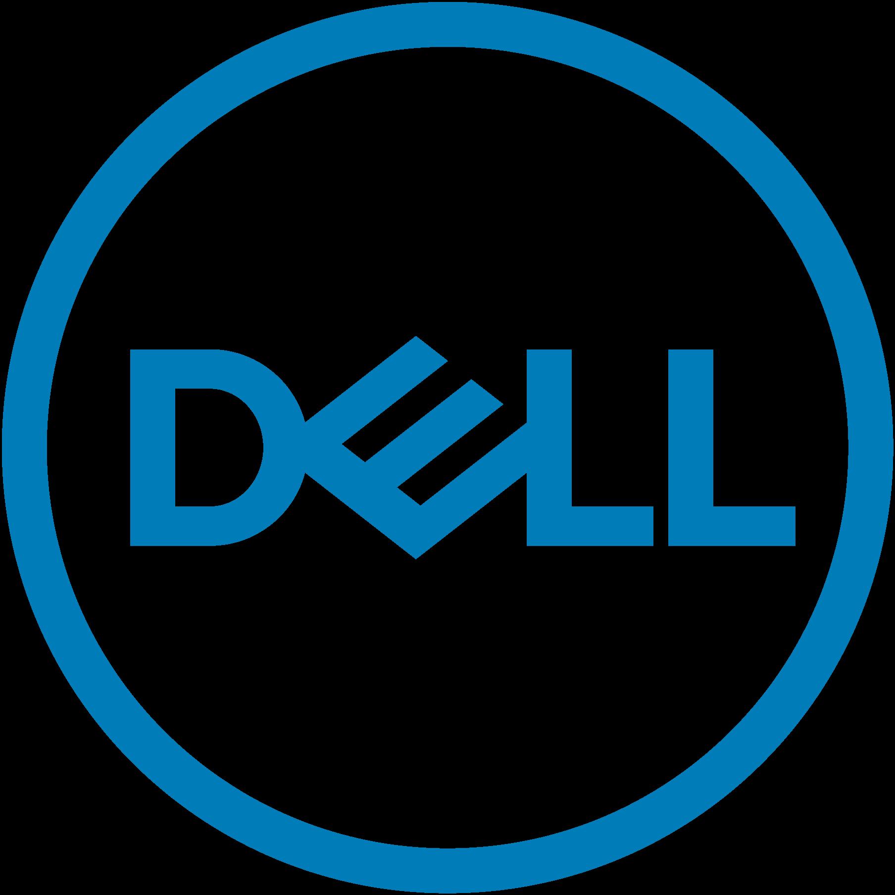 Dell logo - JFH