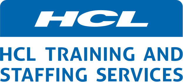 HCL Training and Staffing Services logo - JFH