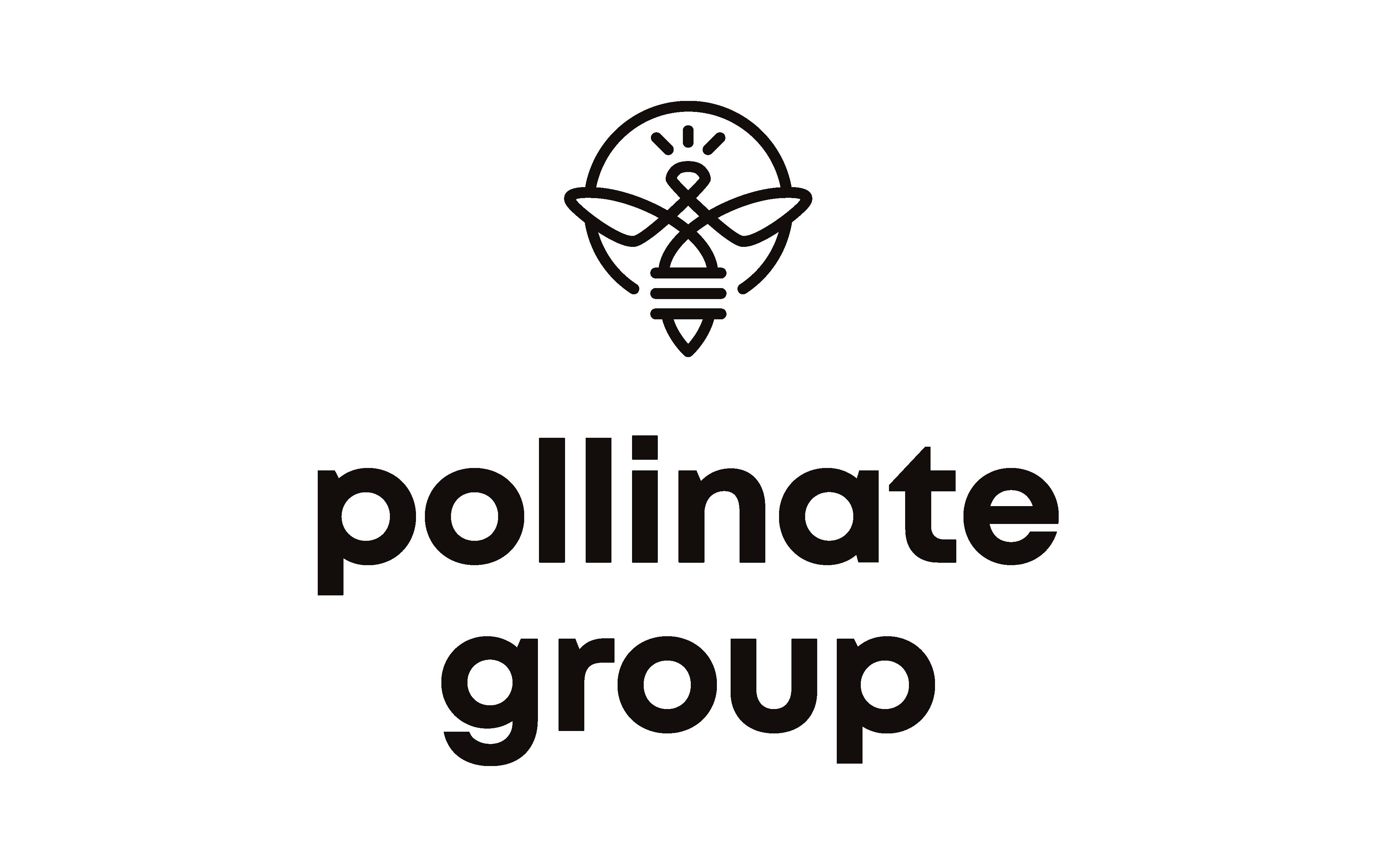 Pollinate Group logo - JFH