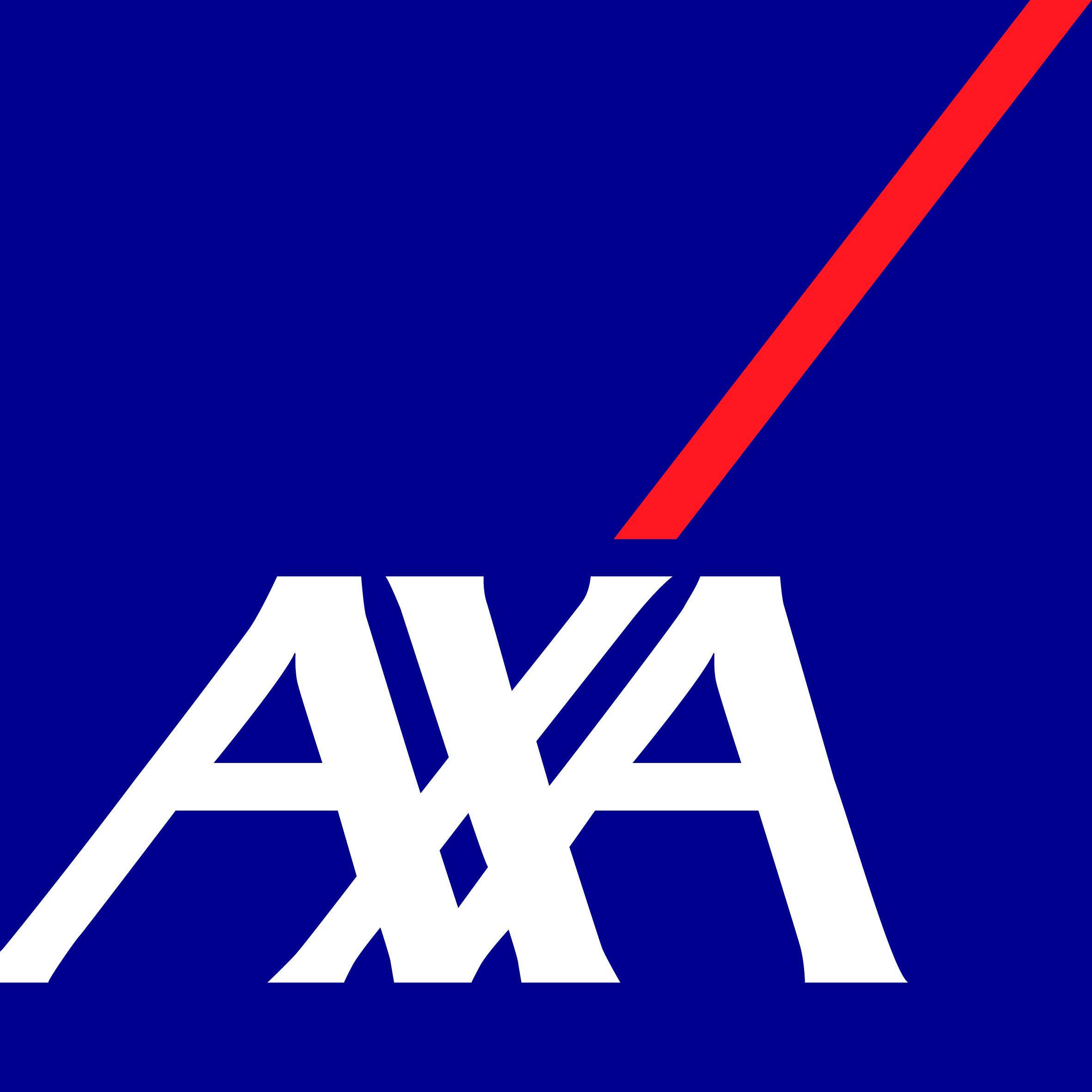AXA Business Services logo - JFH