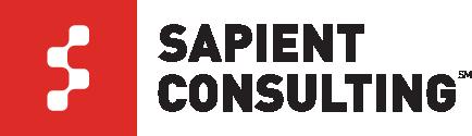 SAPIENT CONSULTING logo - JFH