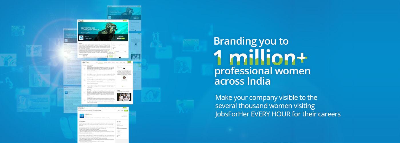 Employer Branding - JobsForHer