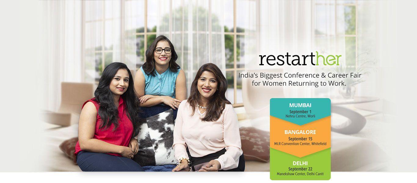 RestartHer Facebook Live