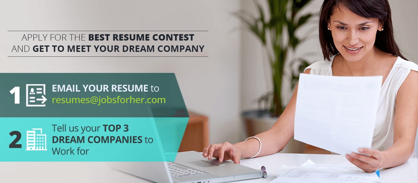 Resume Contest