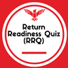 Return Readiness Quiz (RRQ) logo - JFH
