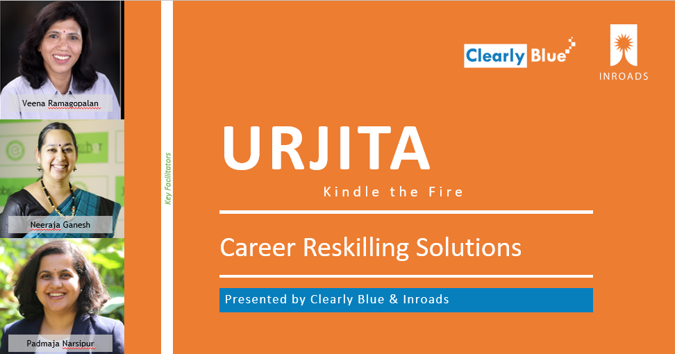 URJITA (Program for restarters to re-orient, reskill and get job ready) - 1-O-1 Session