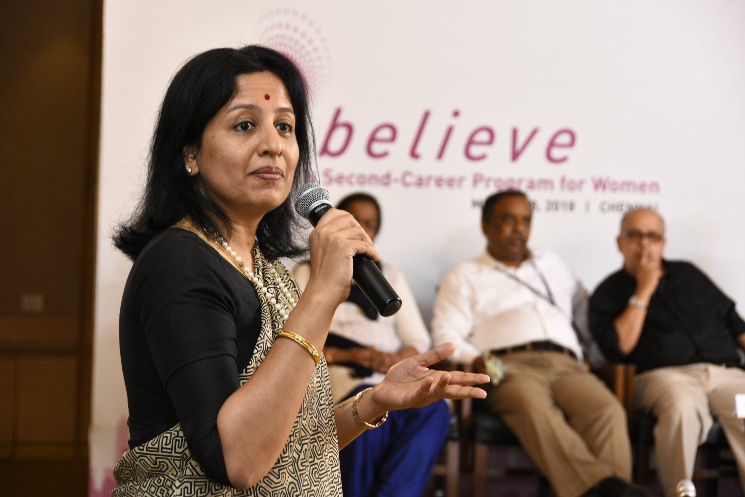 hcl-s-ibelieve-program-launch-a-resounding-success-for-second-career-women