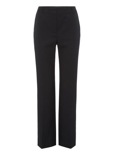 JobsForHer recommended black trousers for women workwear