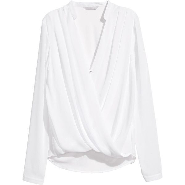 JobsForHer recommended white blouse for women workwear