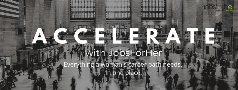jobsforher sign up