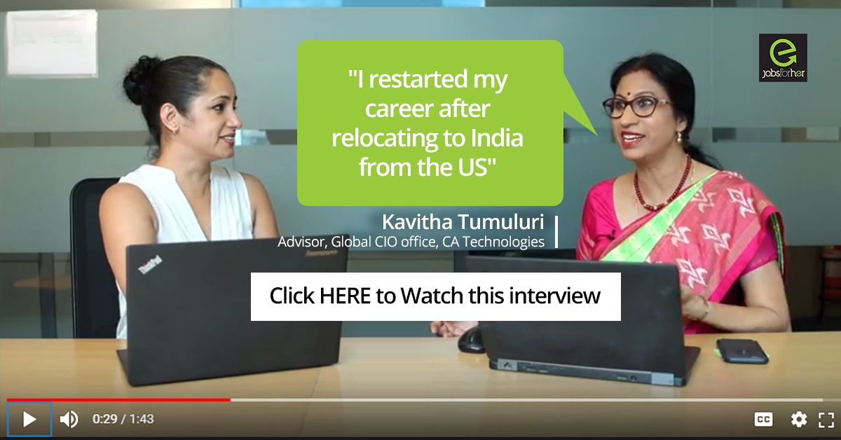 the-restart-diaries-kavita-tumuluri-ca-technologies-and-jobsforher