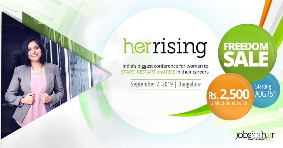 HerRising Conference:  An Exclusive Conference to Boost Your Career
