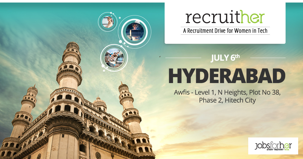 recruither-hyderabad-a-recruitment-drive-for-women-in-tech