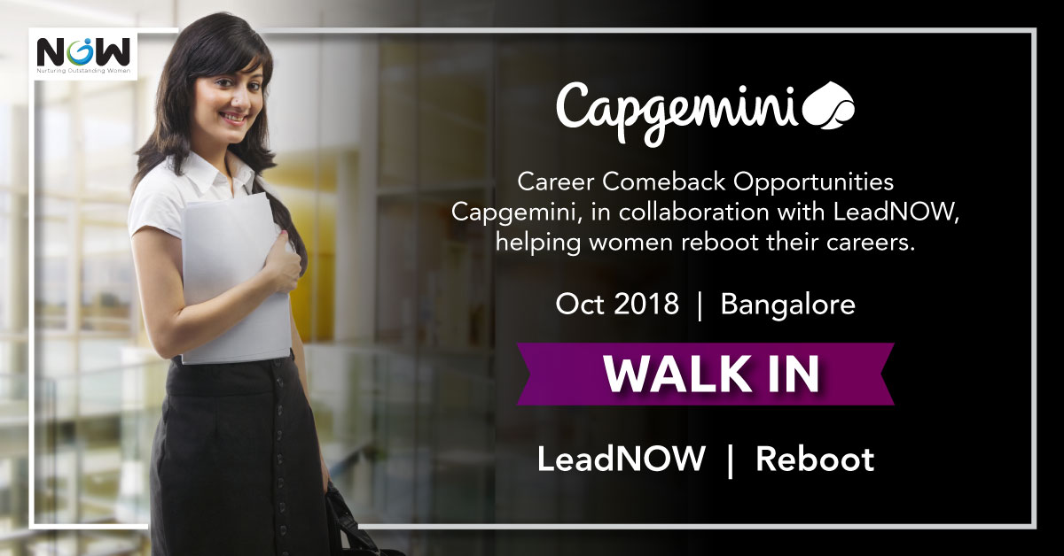 LeadNow- Reboot by Capgemini