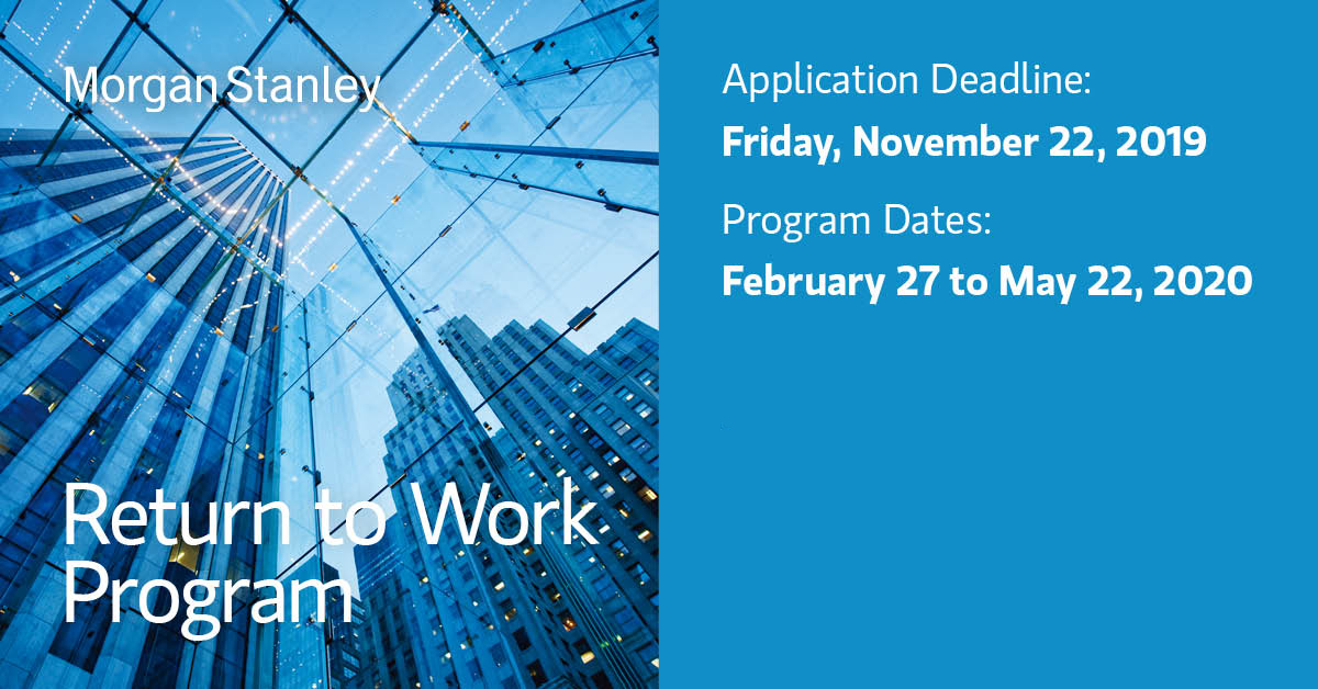 return-to-work-program-with-morgan-stanley