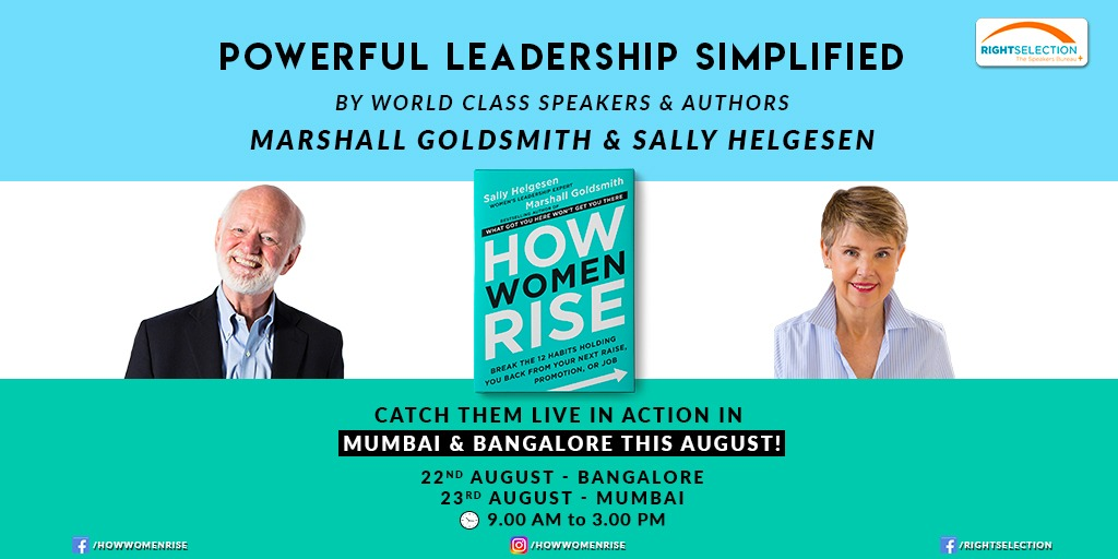 How Women Rise - Key Habits Women Need to Break to Achieve Greater Success - Bangalore