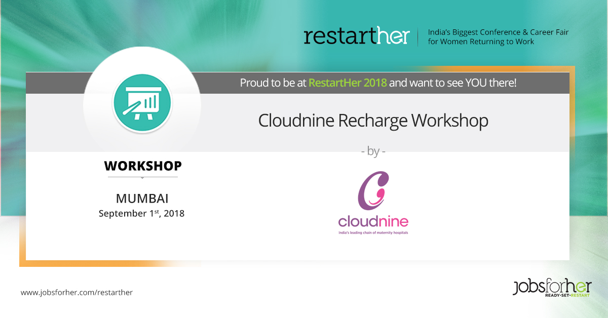 cloudnine-recharge-workshop-mumbai