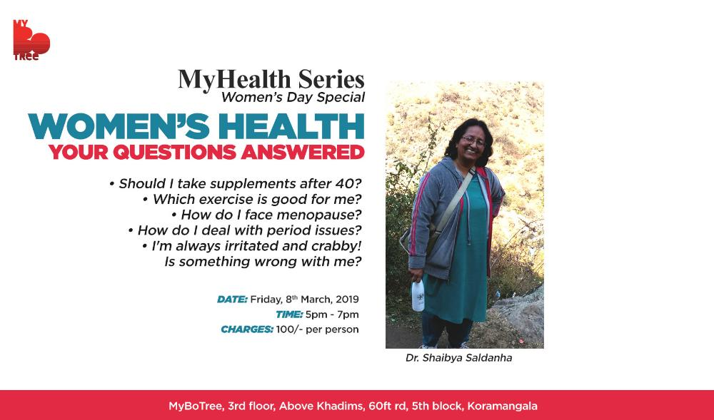 My Health Series