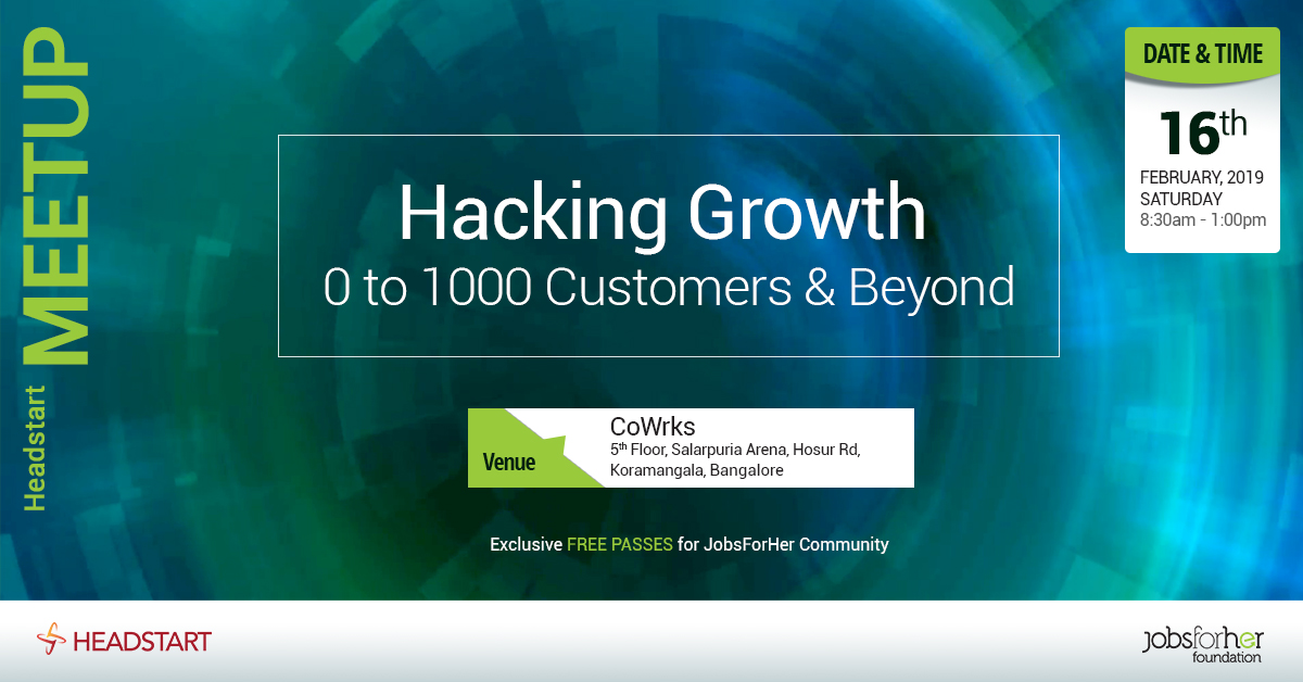 Hacking Growth: 0 to 1000 customers