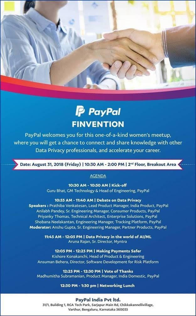 PayPal Finvention