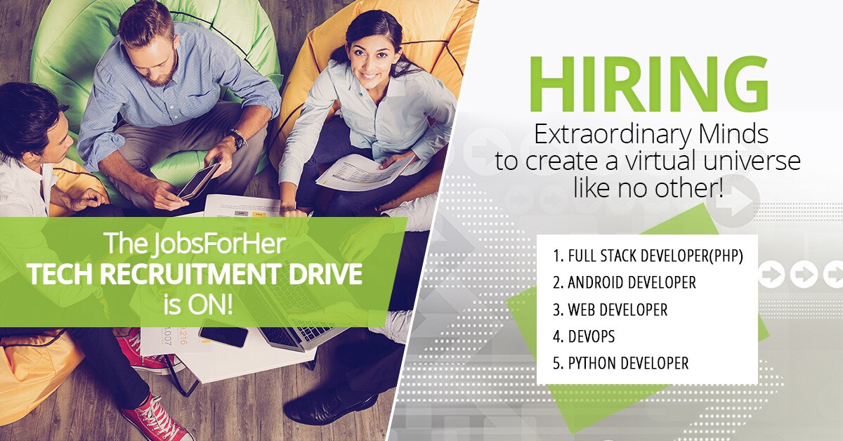 jobsforher-tech-recruitment-drive