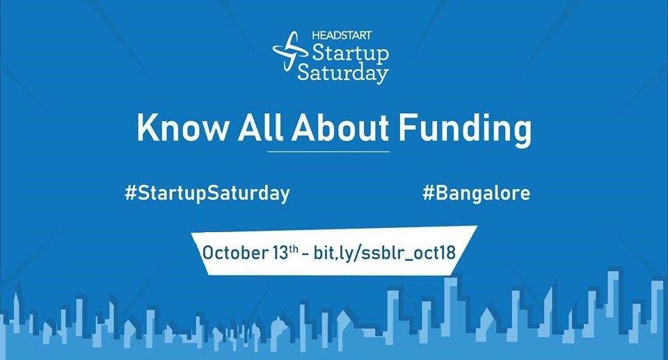 Headstart's Startup Saturday
