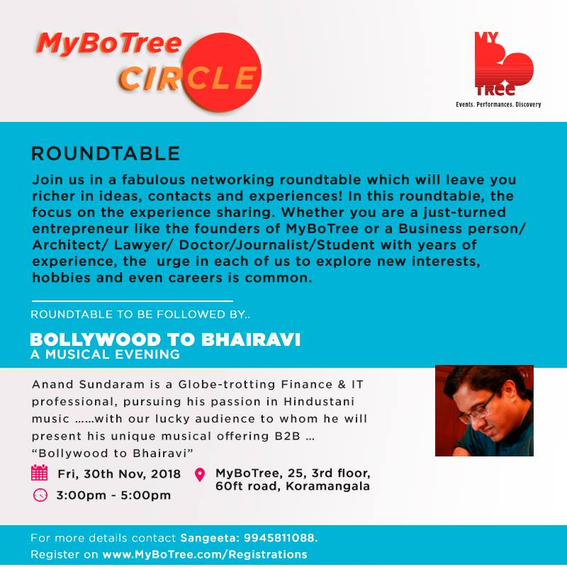 MyBoTree Roundtable Nov 2018