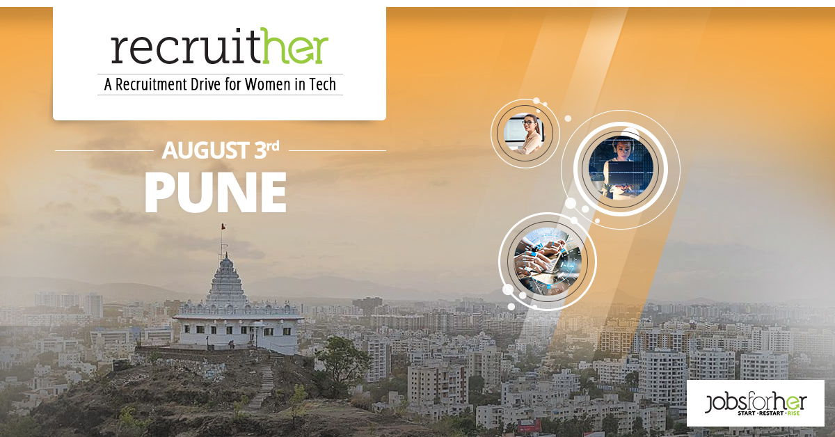 recruither-pune-a-recruitment-drive-for-women-in-tech