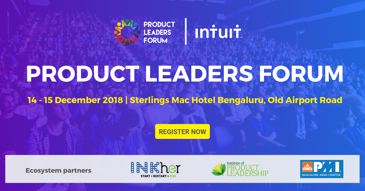 Product Leaders Forum 2018