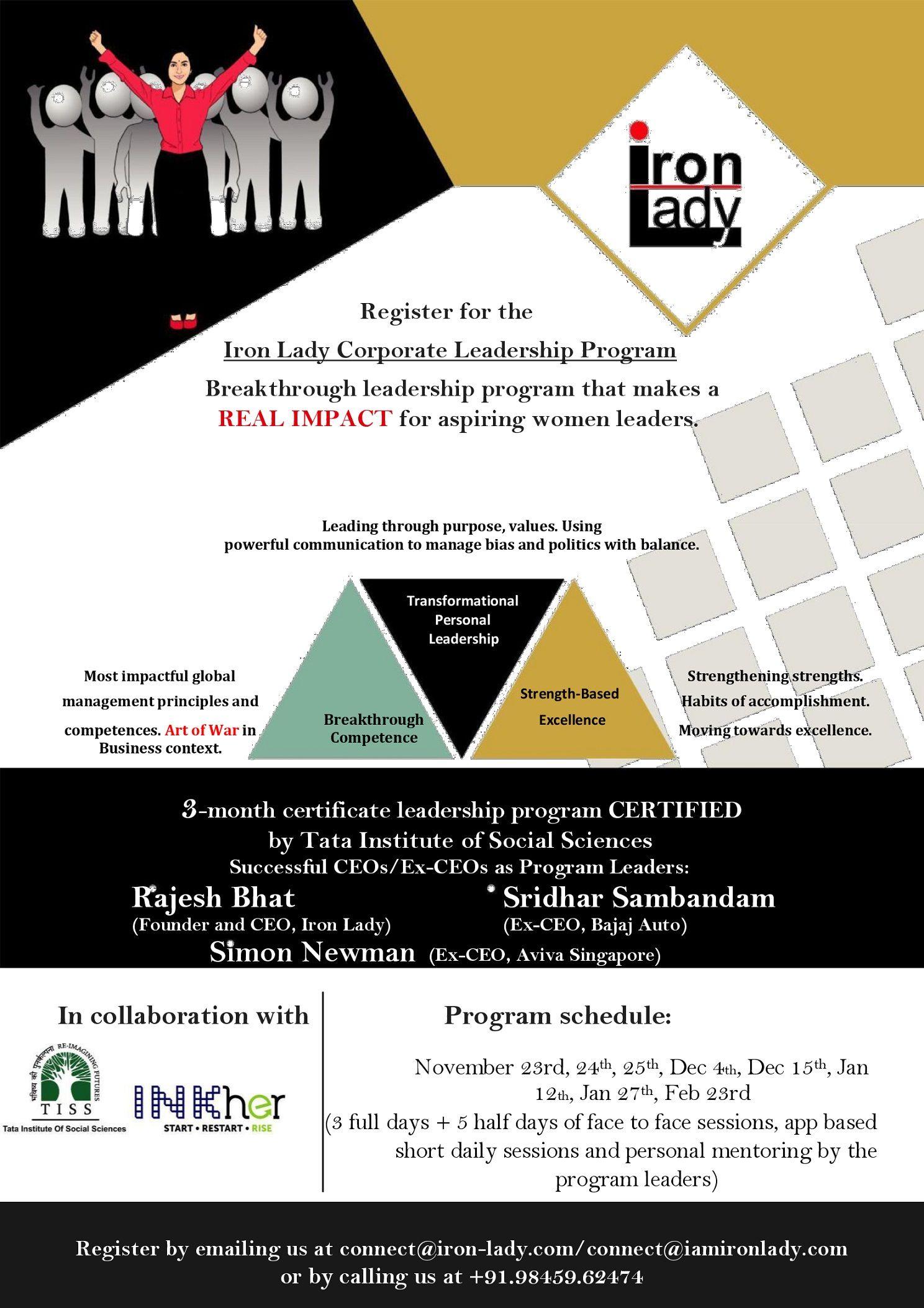 iron-lady-leadership-program-november-batch
