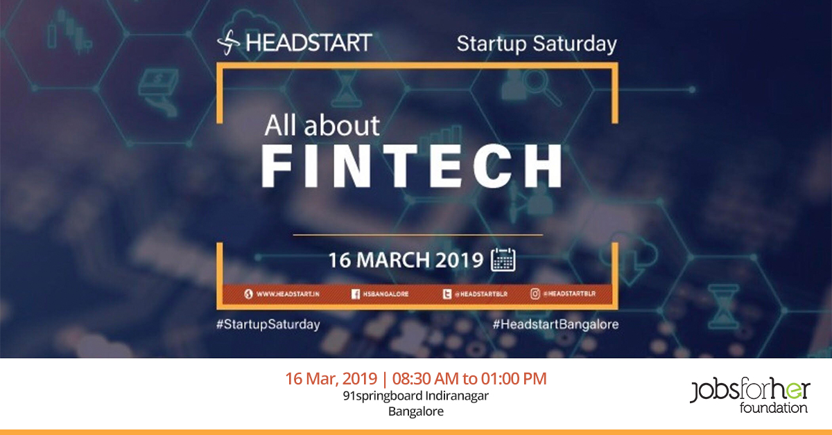 headstart-startup-saturday-all-about-fintech