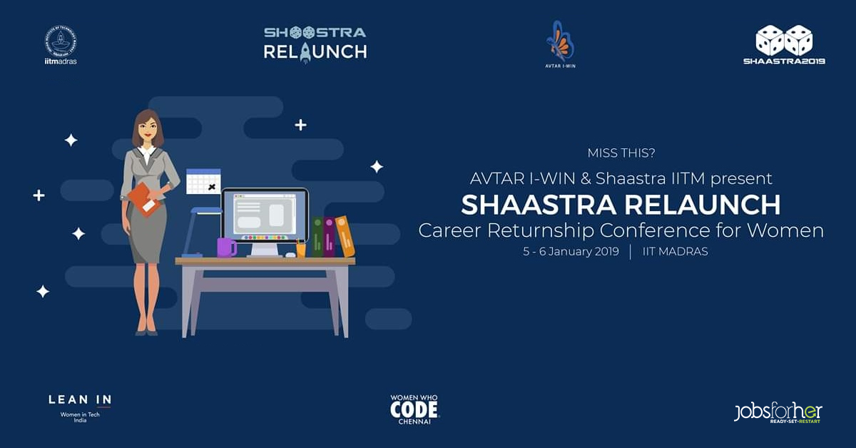 shaastra-relaunch-a-career-returnship-conference-for-women