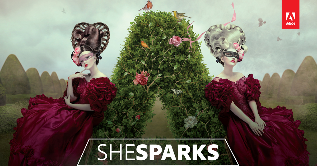 Adobe SheSparks - Meet & Greet in Bangalore