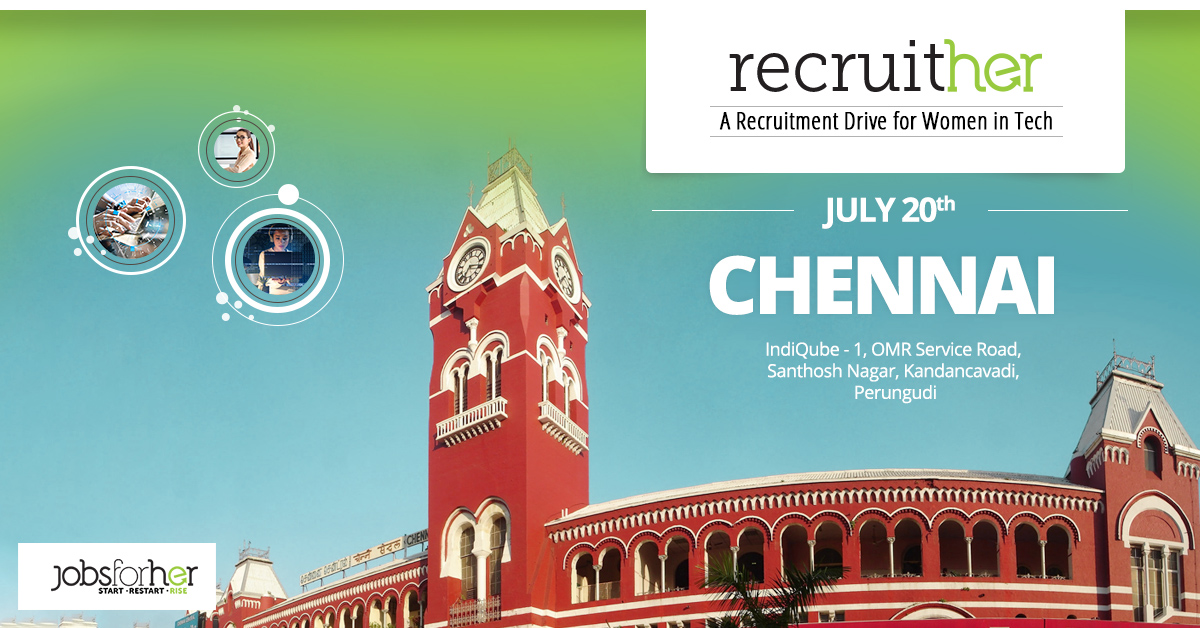 recruither-chennai-a-recruitment-drive-for-women-in-tech