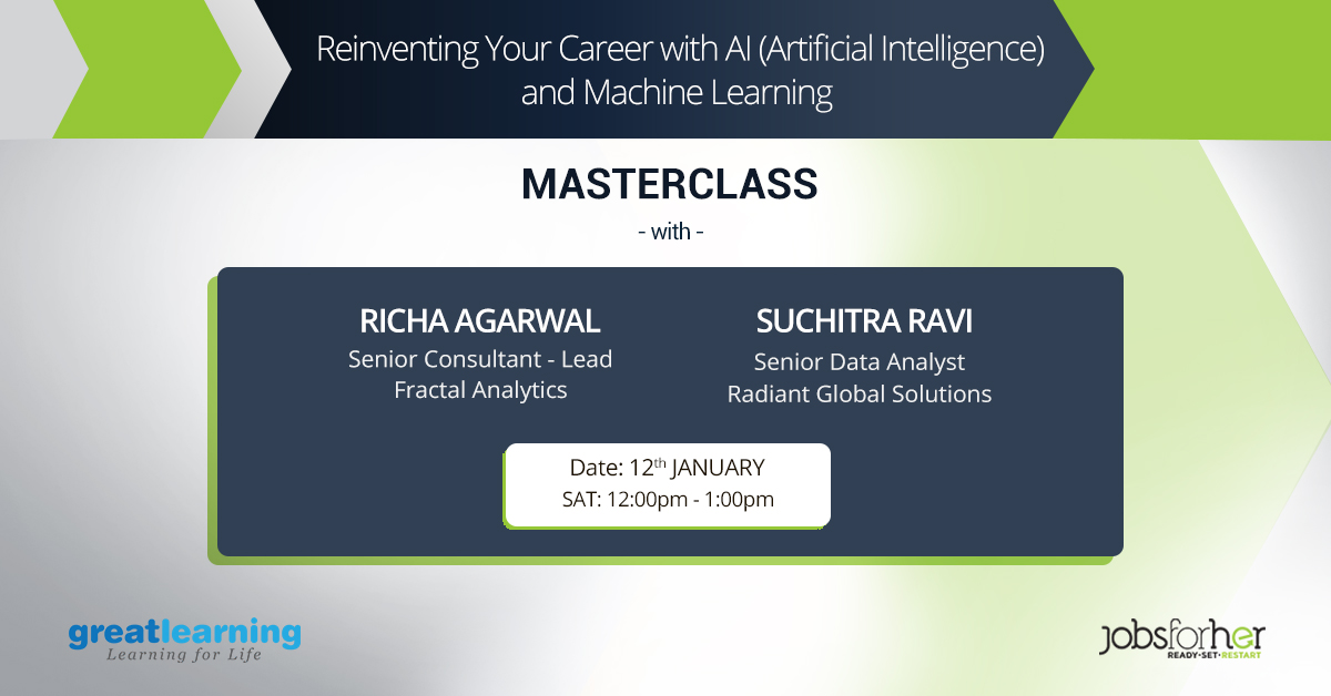 Reinvent Your Career in AI & Machine Learning