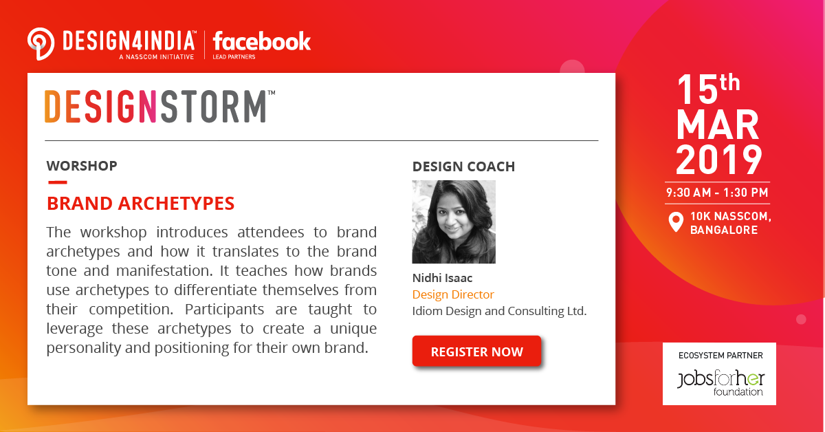 nasscom-design4india-workshop-on-brand-archetype